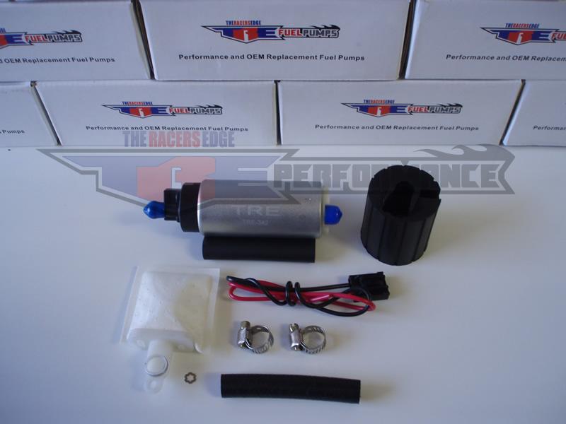 New High Performance HI Pressure HI Flow EFI 300LPH Fuel Pump /& Kits for Ferrari