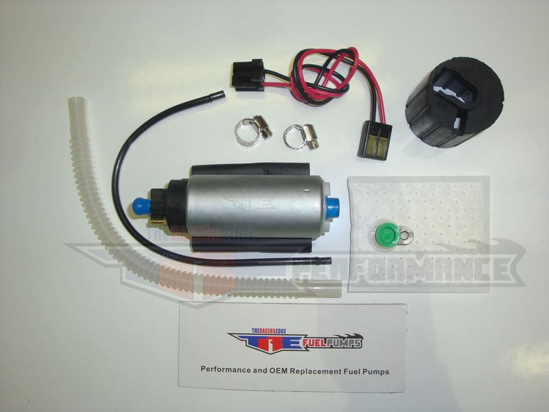 Tre344 Tre 255 Lph Performance High Pressure Flow Fuel Pump Kit: Pontiac Fuel Pump Wiring Harness At Executivepassage.co