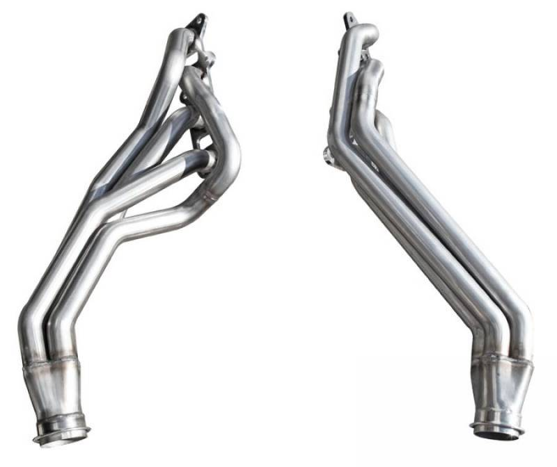 Ford Mustang GT 2011-2014 Bassani Stainless Steel Long