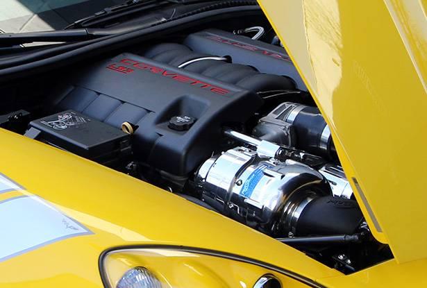 Corvette C6 And Z06 2008 2013 Ls3 Ls7 Procharger Ho