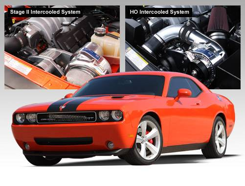 dodge challenger hemi srt8 6 1l 2008 2010 procharger ho intercooled tuner kit p1sc1 1df304 sci. Black Bedroom Furniture Sets. Home Design Ideas