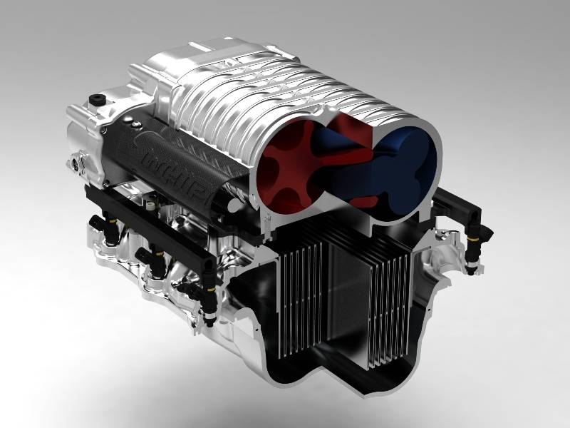 Whipple Gm Gmc Chevy Truck 5 3l 2014 2017 Supercharger
