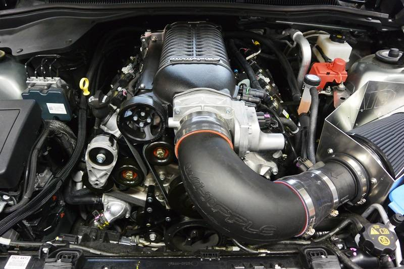 Whipple Chevy Ss 2014 2017 Ls3 Supercharger Intercooled