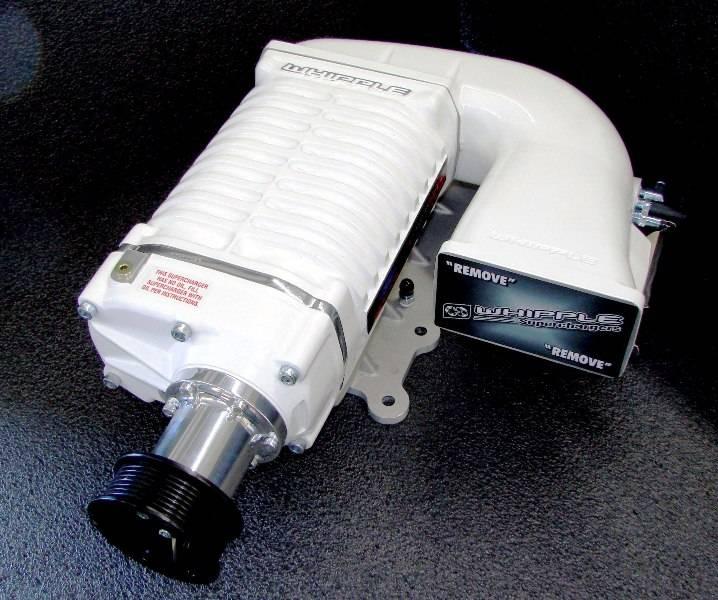 Ford Lightning Vmp Supercharger: Whipple Ford Lightning SVT F150 Truck 5.4L 2001-2004