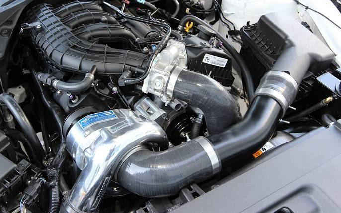 Procharger Ford Mustang V6 2015-2017 3.7L 4V HO ...