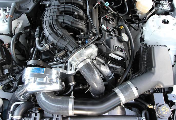 Procharger Ford Mustang V6 2015 2017 3 7l 4v Ho