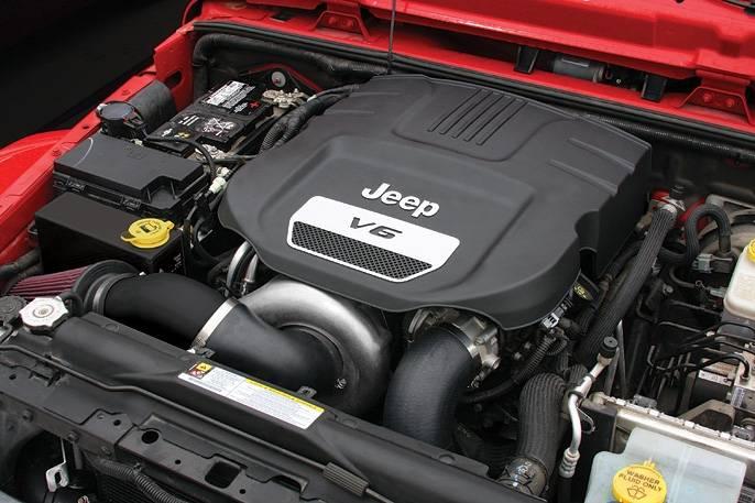 Jeep Wrangler Jk 2012