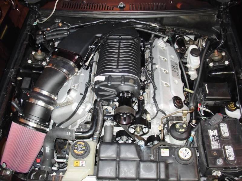 Whipple Ford Mustang Svt Cobra 4 6l 2003 2004 Supercharger