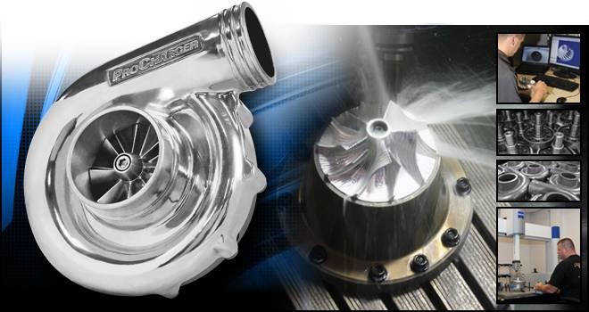 Chevy Sbc Amp Bbc Procharger Serpentine Ho Intercooled Kit