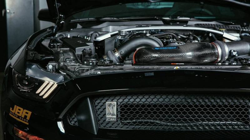 What Octane Is Racing Fuel >> Ford Shelby GT350 2016 5.2L Vortech Supercharger ...