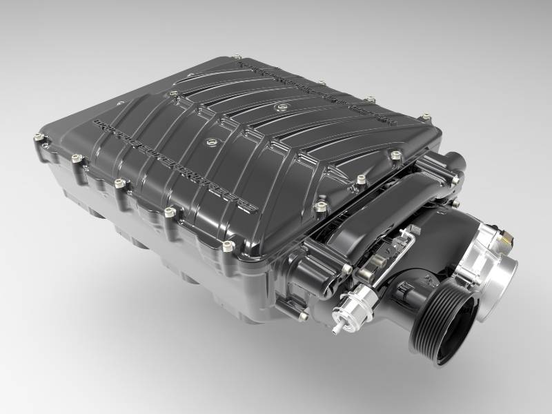 Whipple Cadillac Cts V Lt4 2016 2018 Supercharger Upgrade