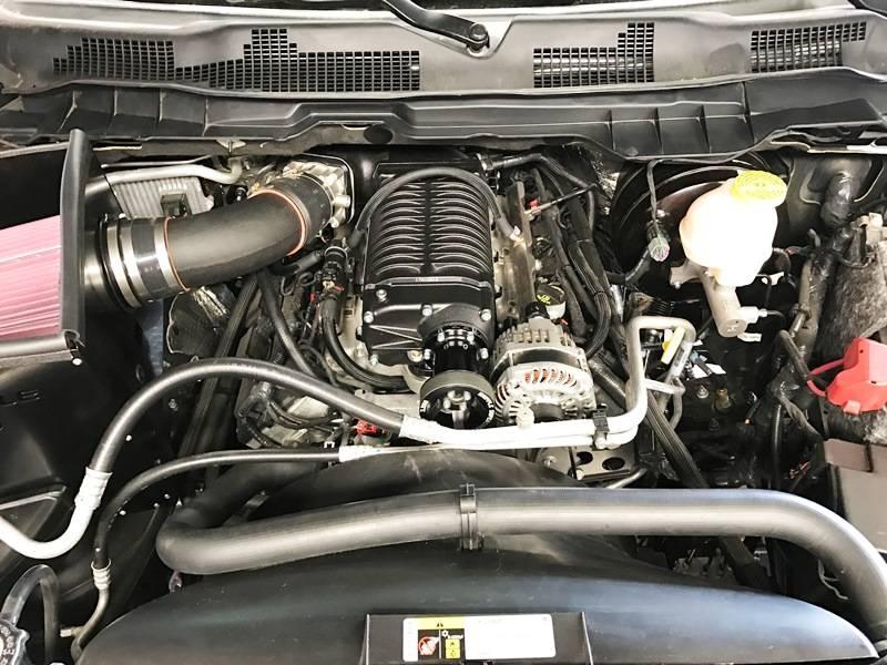 Whipple Dodge Ram Truck Hemi 6 4l 2013 2017 Supercharger