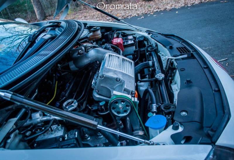 Honda CRZ 1 5L 2010-2015 Sprintex Supercharger 244A1017