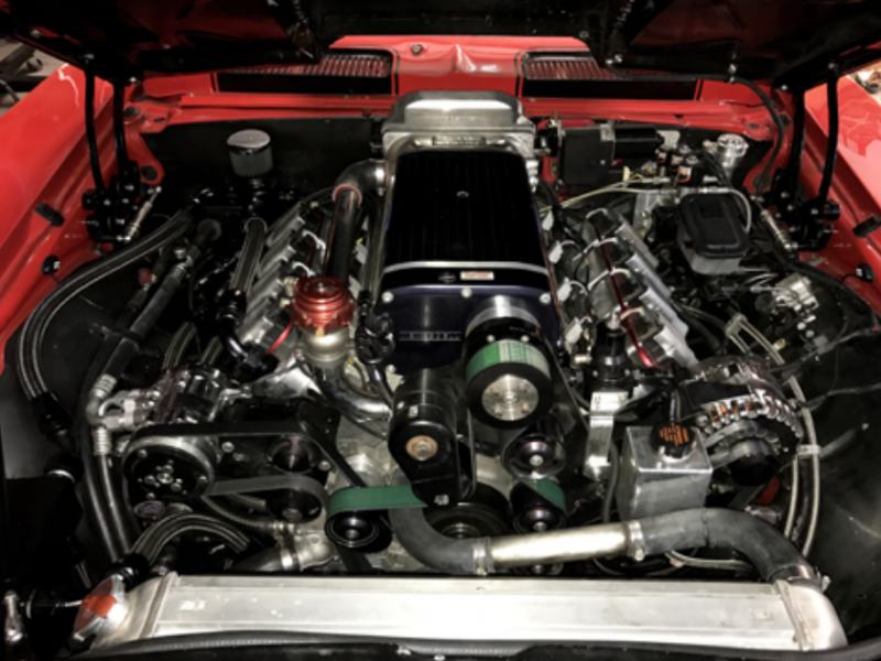 Kenne Bell Supercharger Chevrolet Camaro 6 2l Ls3 L99