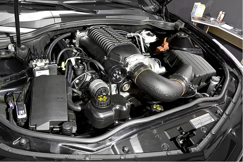 Whipple Chevy Camaro Ss 2013 2015 Ls3 Ls7 L99 Supercharger