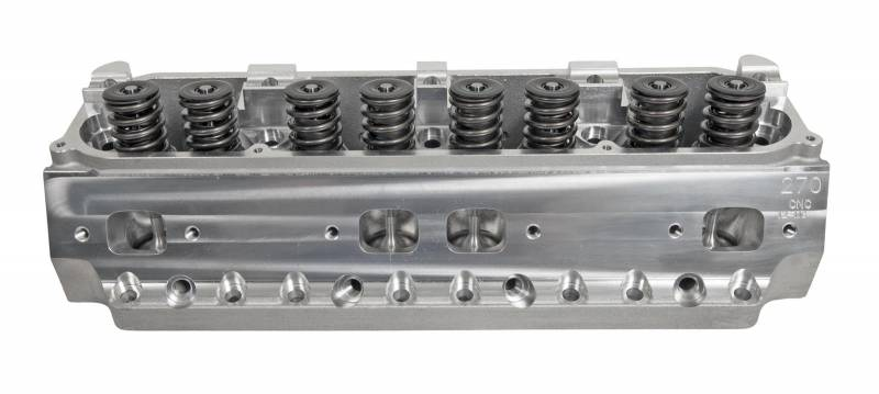 Trickflow PowerPort Cylinder Head Dodge Chrysler Titanium