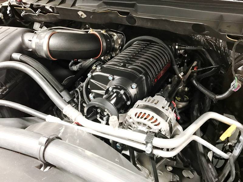 Whipple Dodge Ram Truck Hemi 5 7l 2013 2018 Supercharger