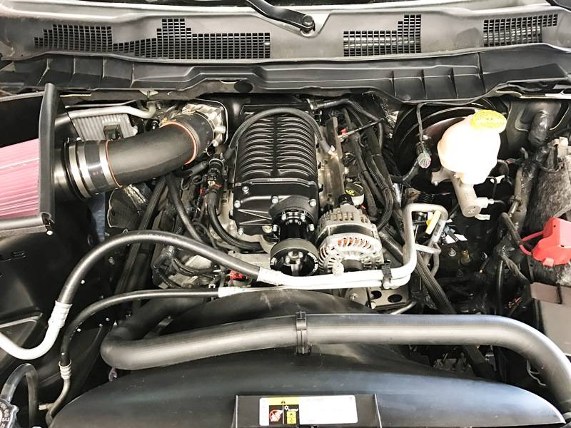 Whipple Dodge Ram Truck Hemi 5.7L 2013-2018 Supercharger ...
