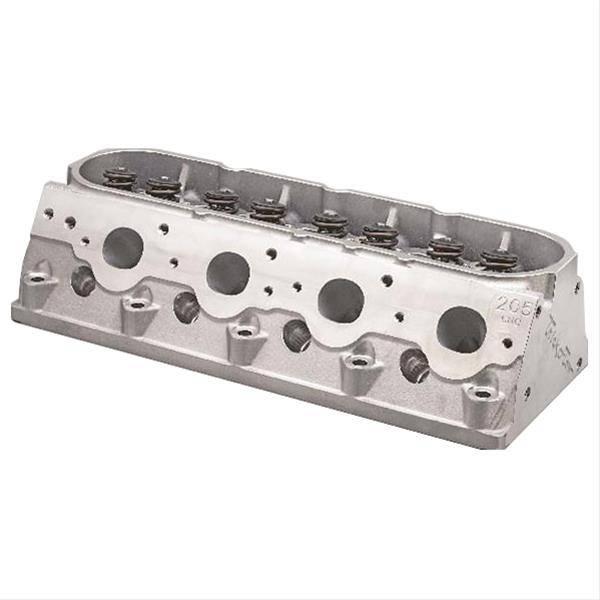 Trickflow GenX LSX Head, 245cc Intake, Titanium Retainers