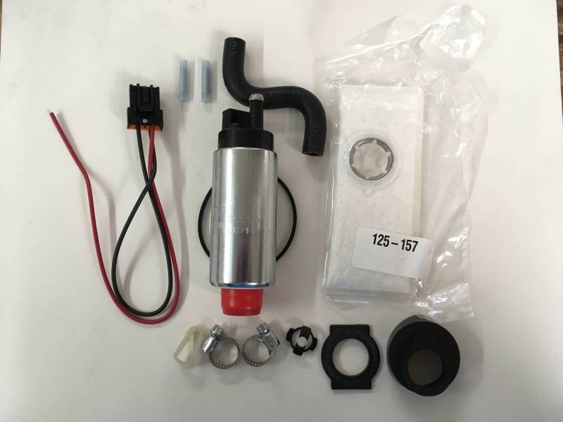 Ford Mustang 255 Lph Fuel Pump Walbro Treperformance Com