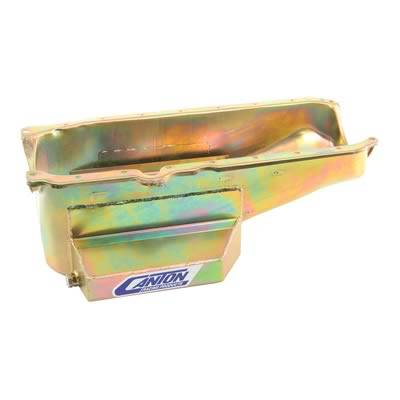 Chevy Corvette Late-model Canton Oil Pan - TREperformance com