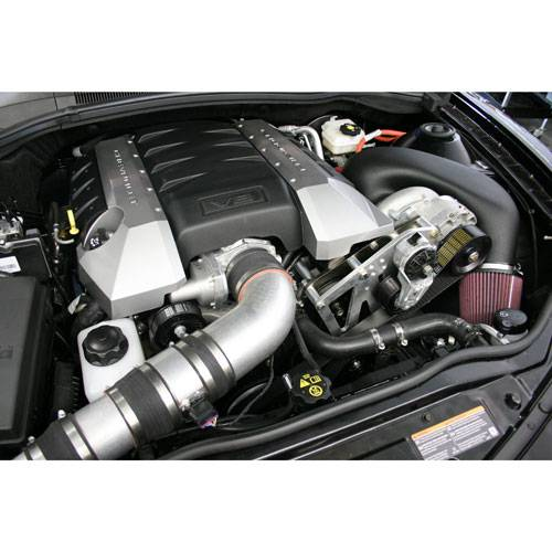 Vortech V3 Supercharger Intercooler: Chevrolet Camaro SS 2010-2013 6.2L Vortech Tuner Kit