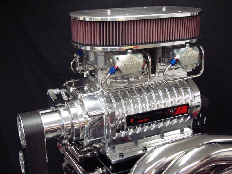 Whipple Chevy Big Block 8 3l Bare Twin Screw Supercharger
