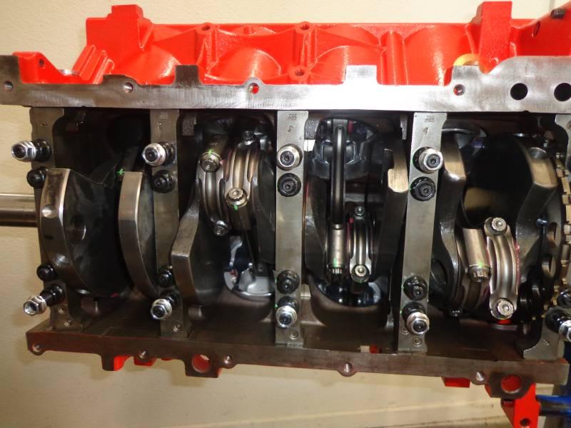 Chevy LS 6 0 LSX 408ci Forged 4340 Stroker Short Block LS1 LS2 LS3