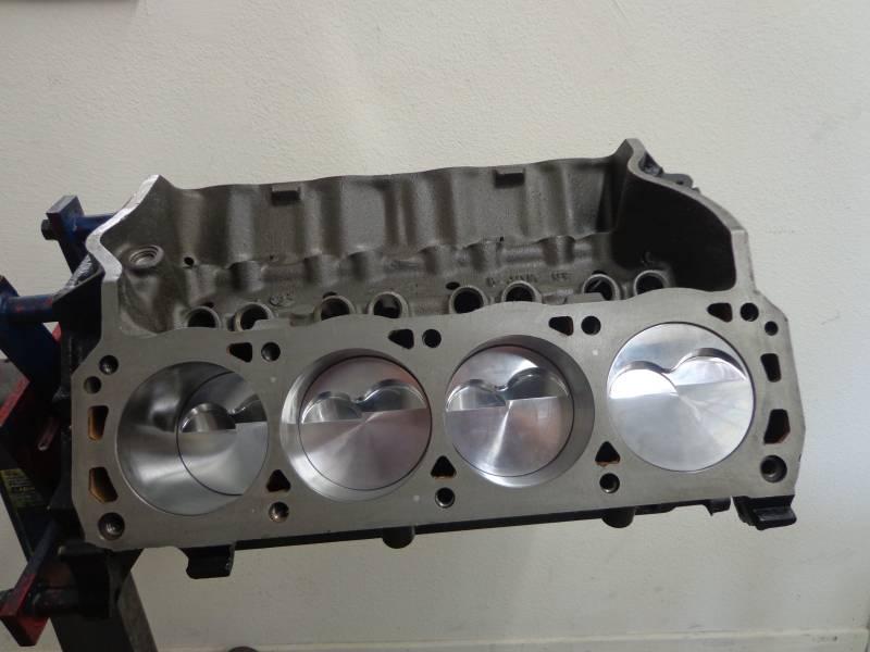 Ford 351w 408ci Stroker 9 Second Short Block - TREperformance com