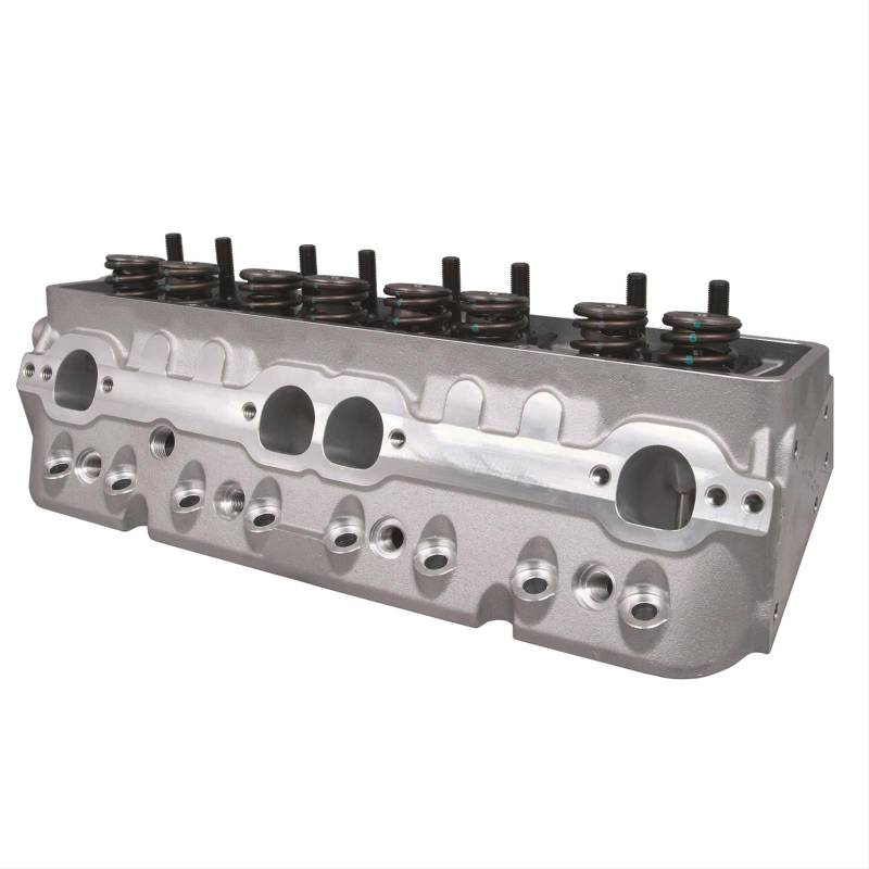 Trick Flow Super 23 195 Cylinder Head For Small Block: Trickflow Super 23® Cylinder Heads, SB Chevy, CNC