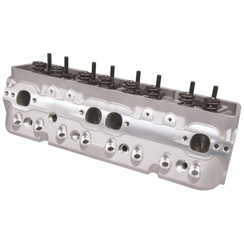 Trick Flow Super 23 195 Cylinder Head For Small Block: Trickflow Super 23 Cylinder Heads, SB Chevy, 195cc Intake