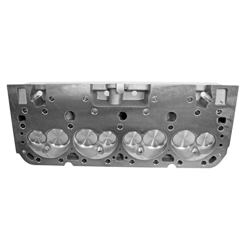 Trickflow Super 23 Cylinder Heads, SB Chevy, 195cc Intake