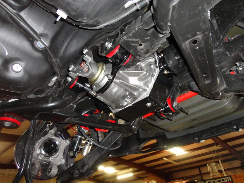 Chevrolet 5th Gen Camaro Gforce Performance 9 Quot Rear End