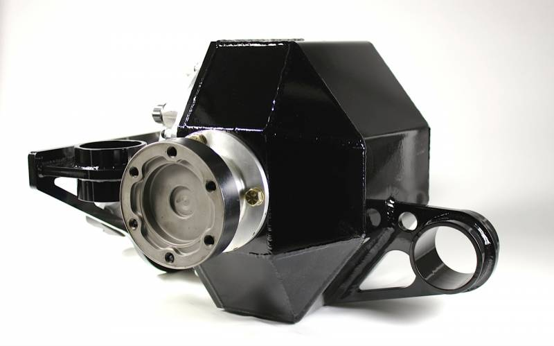 F on Cadillac Cts V Rear Differential