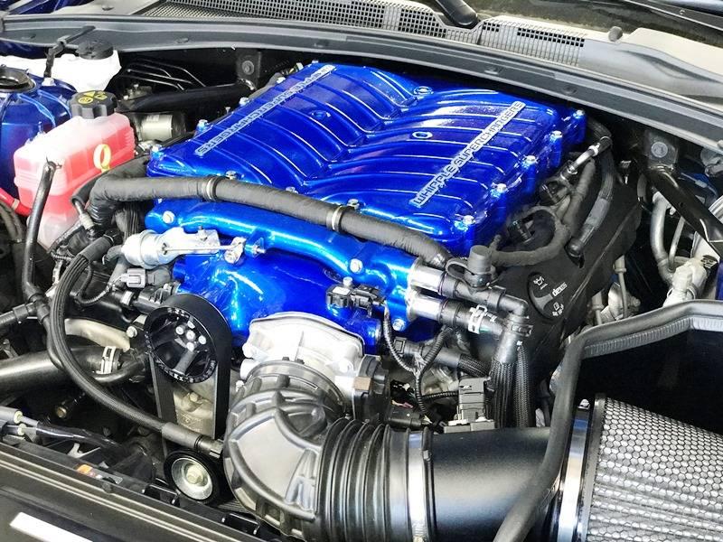 Whipple Chevrolet Chevy Camaro Zl1 Lt4 2017 2018