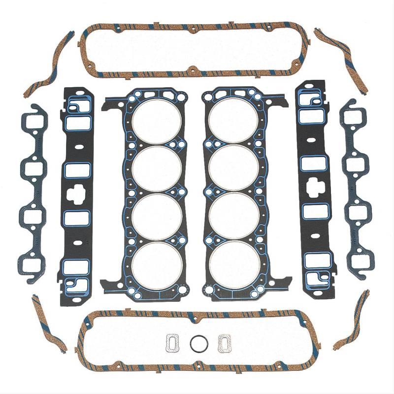 Trickflow Twisted Wedge 11R SBF Top-End Engine Kits, 432