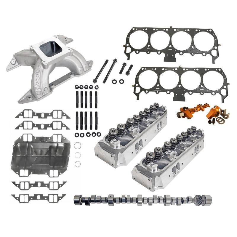 Trick Flow 620 HP PowerPort 78cc Top-End Engine Kits For