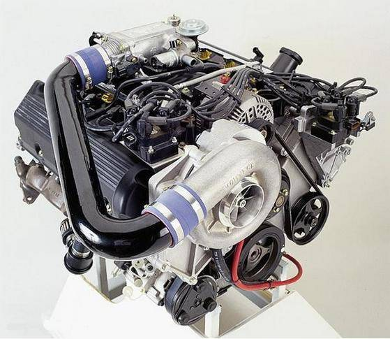 Vortech Centrifugal Supercharger System From Ess Tuning: Ford Mustang GT 1996-1998 4.6 2V Vortech Supercharger Air