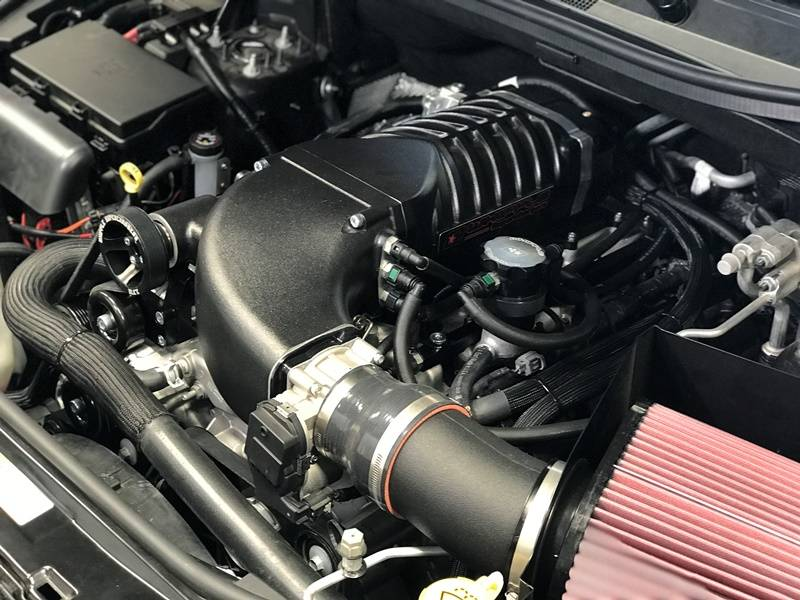 Whipple Dodge Durango Hemi 6 4l 2018 Supercharger