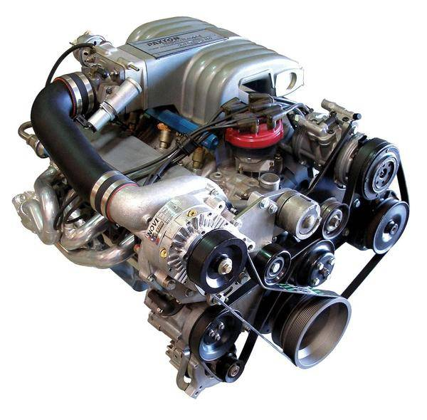 Ford Mustang 1986-1993 5 0L Entry level Paxton Supercharger