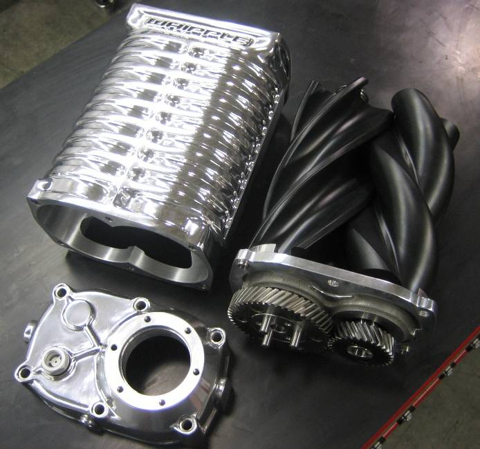 Whipple Supercharger Head Unit