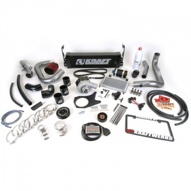 Honda Civic R18 2006-2011 Kraftwerks Supercharger With