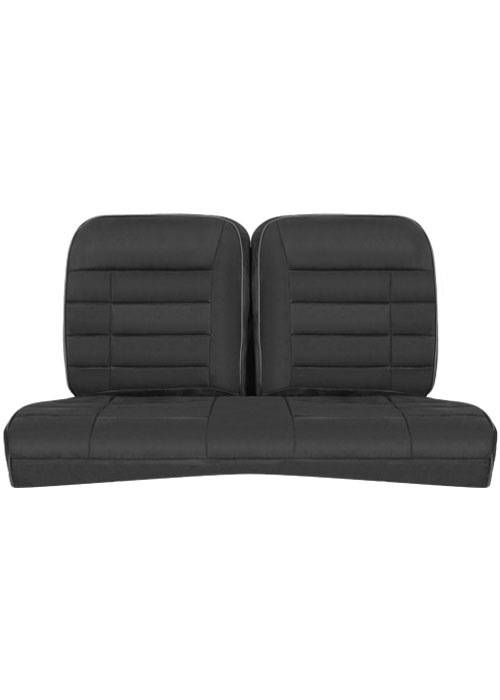 Corbeau Ford Mustang Rear Seat Covers