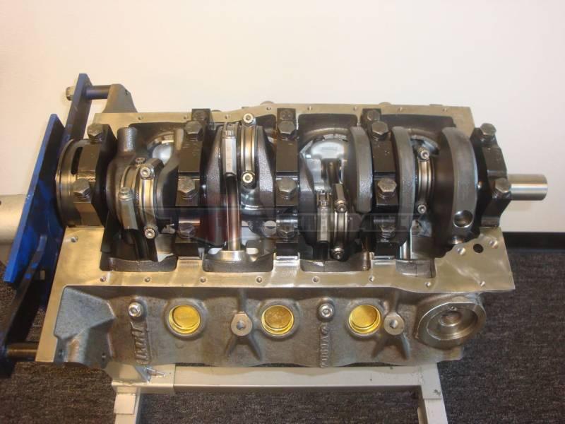 Ford 351w Stroker 393/408/427 Race 8 second DART SHP Short Block