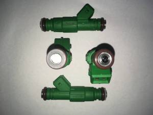 TREperformance - TRE 42lb Bosch Thin Style Fuel Injectors - 4