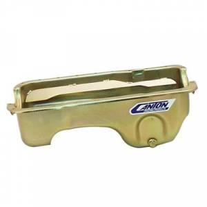 Canton Racing Products - Ford 289-302 Blocks Rear Sump Stock Eliminator Drag Race Oil Pan