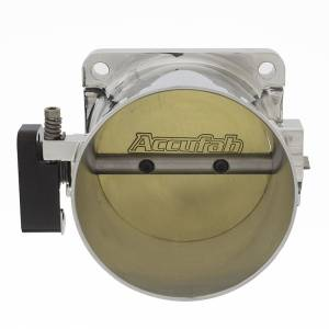Accufab Racing - Accufab 90mm 86-93 Mustang 5.0L Throttle Body w/Blank Spacer