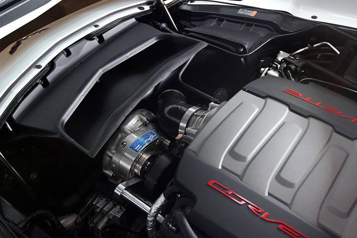 Procharger Supercharger Corvette C7 Stingray 2014-2019 6 2