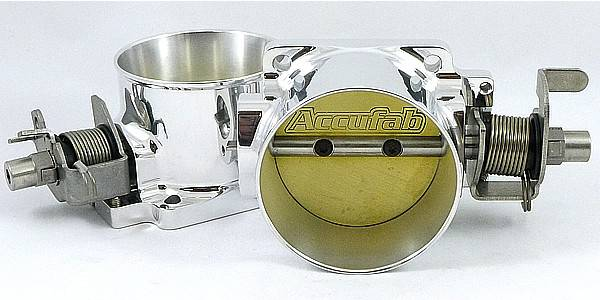 Accufab Racing - Accufab 70mm Dodge Viper GTS Gen 2 Throttle Bodies 1996-2002 - Image 1