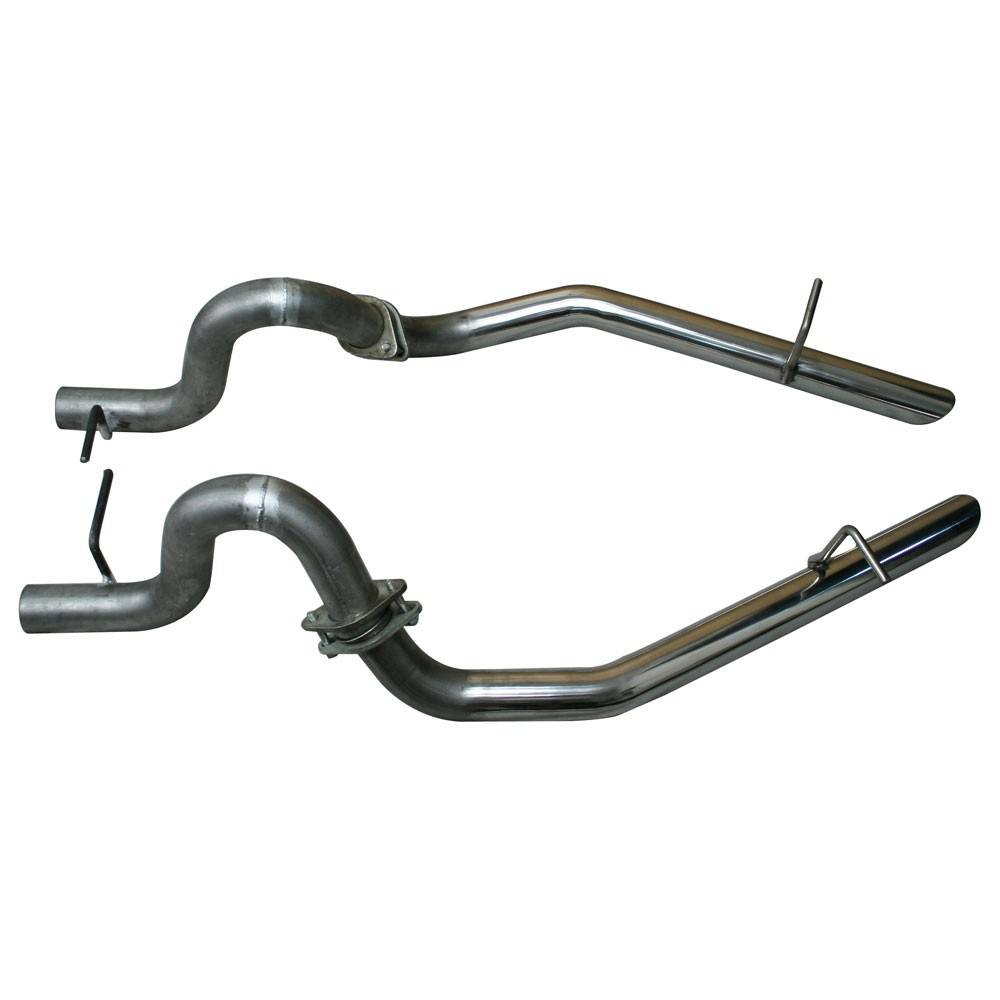 "MAC Performance - Ford Mustang 1979-1993 LX & 1994-1997 GT MAC 2½"" Replacement Tail Pipes - Image 1"